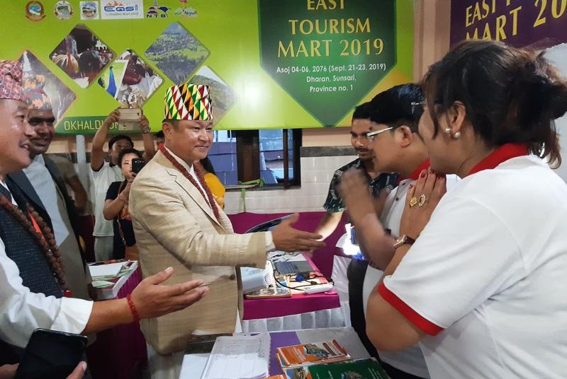 धरानमा पर्यटन प्रबद्र्धन गर्दै होटल संघ